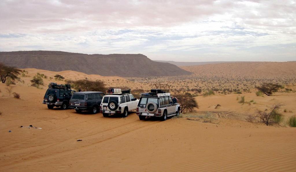 wüstes Gebirge