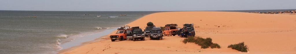 Rallye München – Afrika
