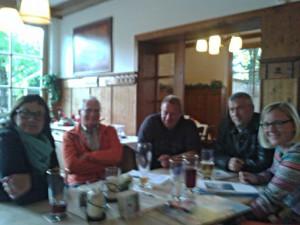 Bild vom Treffen in München