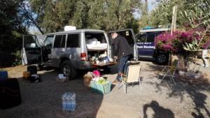 Marrakesch, Camping 1
